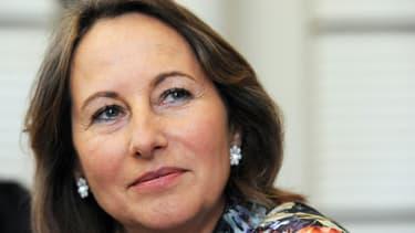 Ségolène Royal regrette que l'échelon régional de la BPI ne soit opérationnel qu'en mai prochain
