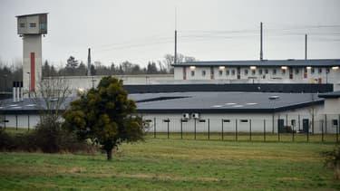 Le centre pénitentiaire d'Alençon-Condé-sur-Sarthe. (Photo d'illustration)