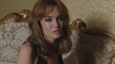Angelina Jolie dans le film By The Sea