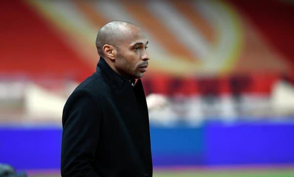 Thierry Henry à Monaco