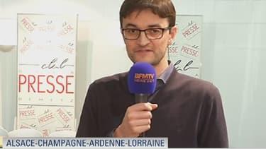 Julien Vaillant n'a pas pu se retirer de la liste PS.