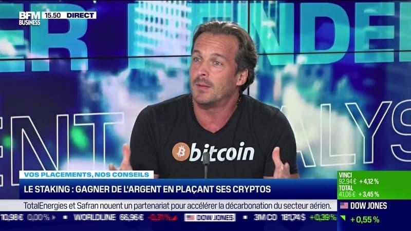 Karl Toussaint du Wast (Le tour de France de l'immobilier) : Les staking, gagner de l'argent en plaçant ses cryptos - 27/09