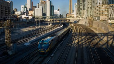 Les autorités canadiennes ont déjoué un attentat sur la ligne ferroviaire Toronto-NewYork