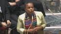 """""""Il nous faut retisser le lien social"""", a lancé Christiane Taubira mardi à l'Assemblée nationale."""