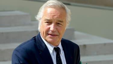 François Rebsamen s'est à son tour exprimé au sujet du travail dominical.