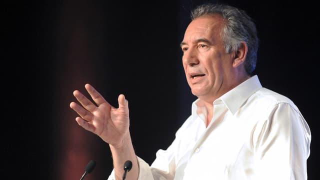 François Bayrou, le 21 septembre 2014.