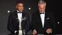 Mbappé vainqueur du Trophée Kopa en 2018