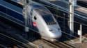 Parti à 17h38 de Perpignan lundi, le TGV n'est arrivé en gare à Paris que mardi matin à 8h.