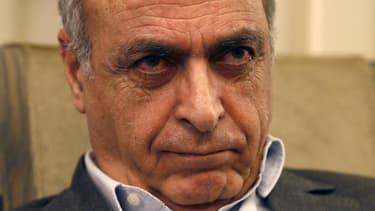 L'homme d'affaires franco-libanais Ziad Takieddine, qui était soupçonné d'avoir voulu prendre la fuite à l'étranger alors qu'il fait l'objet d'un contrôle judiciaire, a été mis en examen vendredi soir et placé en détention provisoire. /Photo prise le 19 a