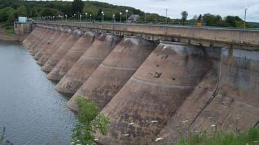 EDF détient environ 80% des concessions hydroélectriques actuelles