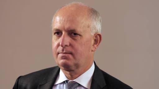 Le président du conseil de surveillance de PSA, Thierry Peugeot, en février 2013.
