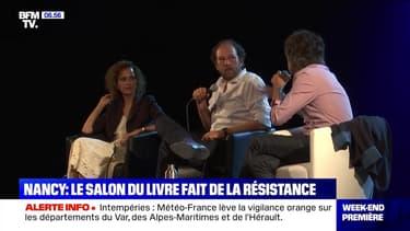 Nancy: Le salon du livre fait de la résistance - 20/09