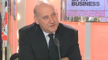 Stéphane Roussel était l'invité de BFM Business le 4 avril