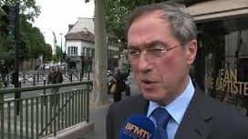 L'ancien ministre de l'Intérieur, Claude Guéant, au micro de BFMTV