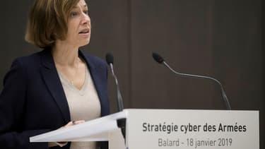 Florence Parly, ministre des Armées, a décidé de doter l'Armée française d'une doctrine militaire de lutte informatique.