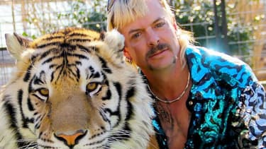 "Joe Exotic, principal protagoniste du nouveau documentaire Netflix, ""Tiger King""."