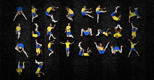 L'alphabet Neymar