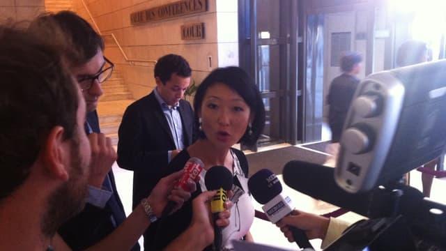 Fleur Pellerin a présenté son premier budget comme ministre de la Culture
