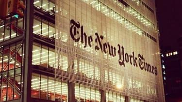 Le NYT a été le premier média américain à dénoncer des actes de piratages issus de la Chine