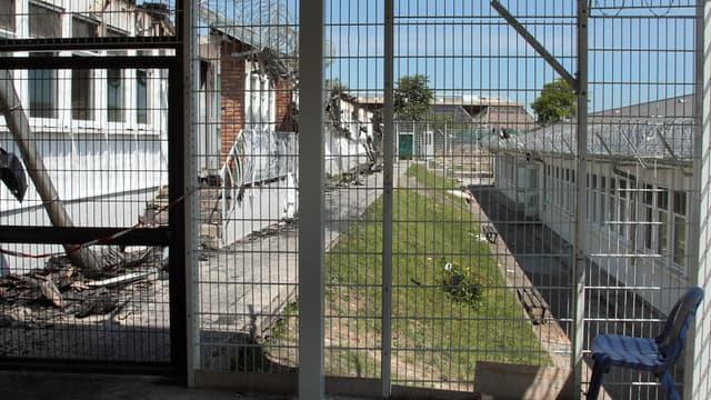 Le centre de rétention de Vincennes