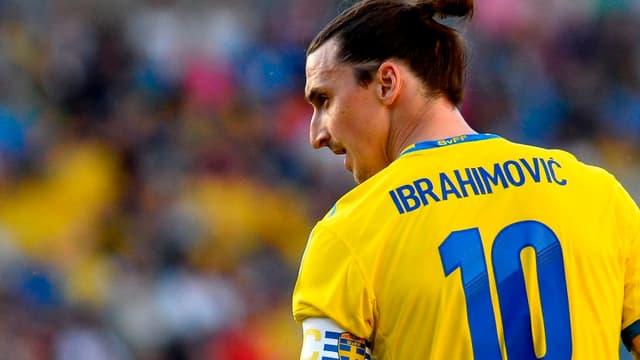 Zlatan Ibrahimovic, triple buteur ce mercredi soir