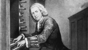 Jean-Sébastien Bach, en 1725.