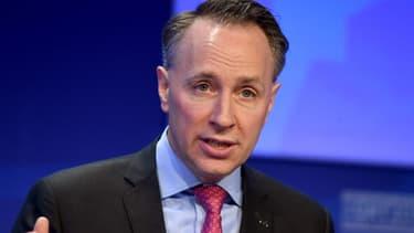 Le directeur général d'Axa, Thomas Buberl a racheté XL pour 12,4 milliards d'euros.