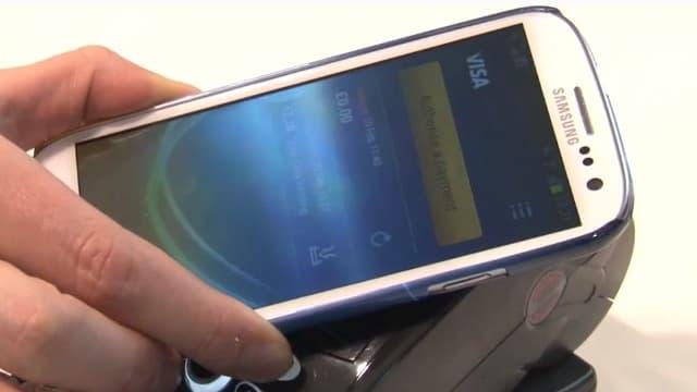 Visa et Samsung s'allient pour le paiement sans contact
