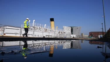 """Le chantier naval """"Harland and Wolff"""" vers la faillite"""
