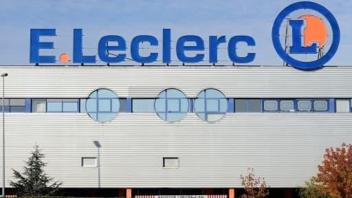 Leclerc est le deuxième acteur de la vente de biens culturels.