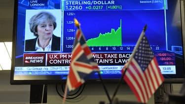 """Le président américain Donald Trump a annoncé samedi 8 juillet que son pays conclurait '""""très prochainement"""" un accord commercial avec la Grande-Bretagne. (image d'illustration)"""