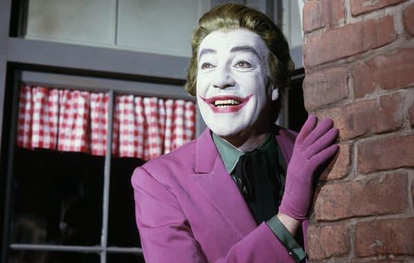 Cesar Romero dans la série Batman