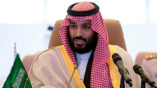 Le prince héritier Mohammed Ben Salmane, le 26 novembre 2017