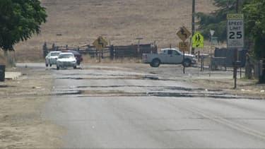 La Californie fait face à une sécheresse ravageuse.