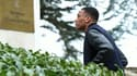 Anthony Martial arrive à Clairefontaine