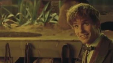 "Eddie Redmayne sera la star des ""Animaux Fantastiques"""