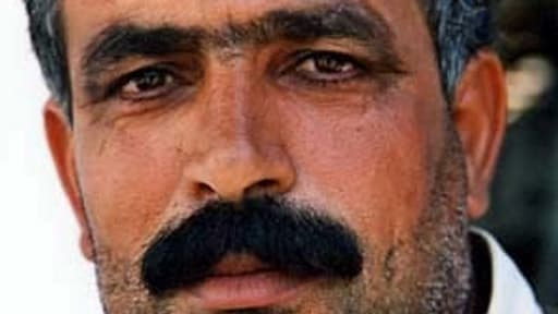 Au Moyen-Orient, la moustache est un signe de virilité et de maturité.