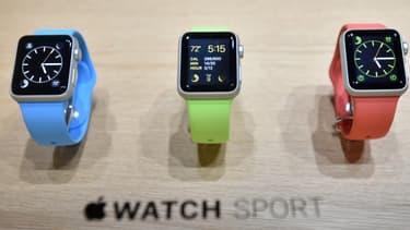 Apple va devoir attendre pour sortir sa montre en Suisse.