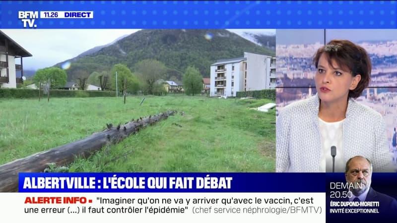 Ecole musulmane hors-contrat à Albertville: Najat Vallaud-Belkacem dénonce