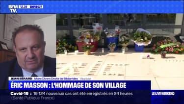 Eric Masson: l'hommage de son village - 08/05