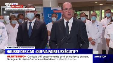 """Niger: Jean Castex dénonce une """"attaque d'une extrême violence"""""""