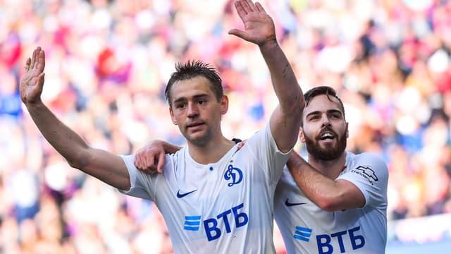 Kirill Panchenko - Dynamo Moscou