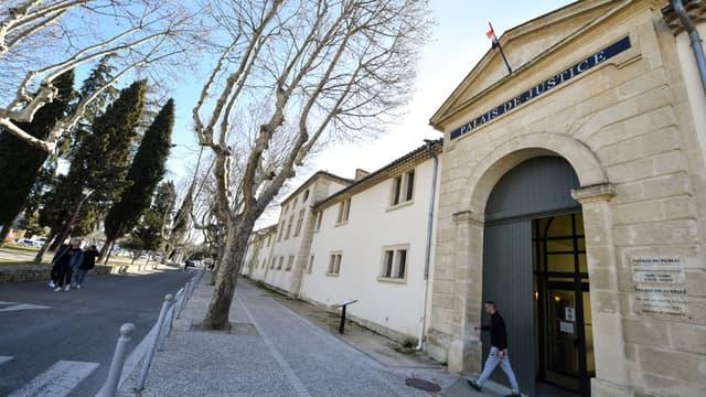 Le Tribunal de Tarascon, où a été jugé ce mardi l'homme de 23 ans