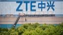ZTE a du payer un milliard de dollars d'amende aux autorités américaines.