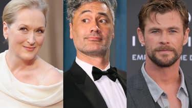 "Meryl Streep, Taika Waititi et Chris Hemsworth lisent ""James et la Grosse Pêche"" pour la bonne cause."