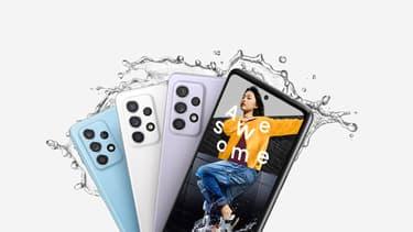 Une paire d'écouteurs sans fil Galaxy Buds+ et un tracker Galaxy SmartTag sont offerts pour toute commande jusqu'au 7 avril.