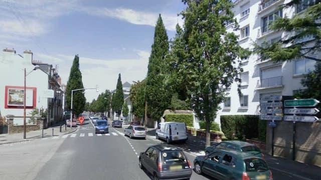 La maison du 55, boulevard Robert Schuman, pourrait mettre du temps à se vendre