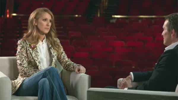 Céline Dion sur M6