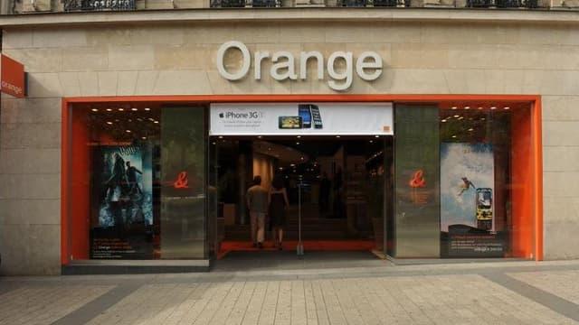 Orange mise sur la qualité de son réseau plus que sur la compétitivité de ses offres.(Photo : DR)