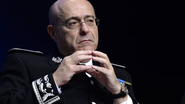 Le patron des policiers, Jean-Marc Falcone